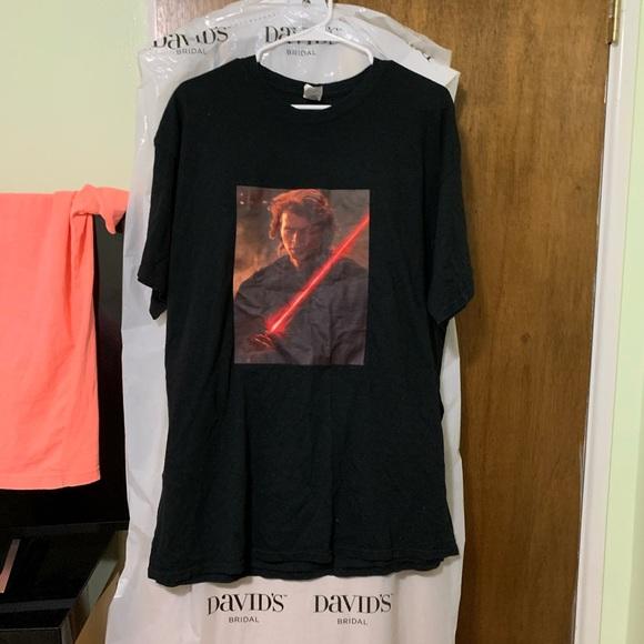 Star Wars Darth Vader Anakin Skywalker t-shirt
